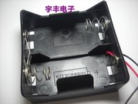 Wholesale shipping battery box battery holder battery box belt line battery box