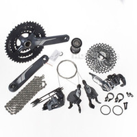 Wholesale 2013 For SRAM X7 X MTB Groupset Group Set speed