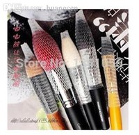 beauty guard - M Beauty Brush Pen Guards Sheath Mesh Netting Protector Cover B009