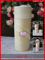 Wholesale National environmental bamboo beer cup traditional Chinese crafts