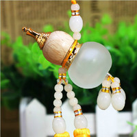 Wholesale Explosion models gourd pendant car ornaments hanging car perfume bottle ornaments Chinese traditional promotional CG