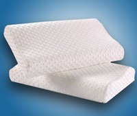 Wholesale 2015 New x50cm Slow Rebound Memory Foam Pillow Cervical Health Care Neck Pain Slow Rebound Space Memory Foam Pillow Bamboo Pillow a862