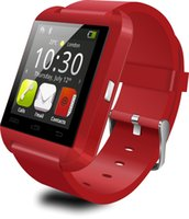 pebble watch - Pebble New U8 Plus Pro Bluetooth Touch Screen Smart Wrist Watch for iPhone S S Android Sumsung S4 S3 Note HTC M7 M8