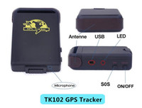 automotive rentals - Real time Vehicle gps tracker Based on GSM GPRS network and GPS satellites Remote Monitor SOS Vehicle Rental Fleet Management TK102