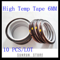 Wholesale mm x m High Temperature Heat Resistant Polyimide Adhesive Tape