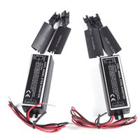 12v ccfl - 2pcs outputs CCFL Spare Inverter Ballast Angel Eyes Halo Rings Kit V Angel Eyes Wholesales