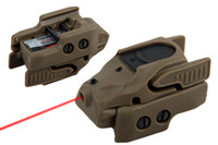 Wholesale New Red Laser Sight For Pistol For Hunting CL20 Tan