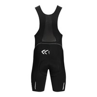 Wholesale 2016 Hot Selling Santic Men Outdoor Wear Bike Bicycle Cycling D Padded Riding Bib Shorts S XL order lt no track