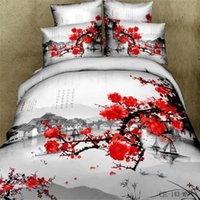 Cheap 3d floral bedding sets Best size bed