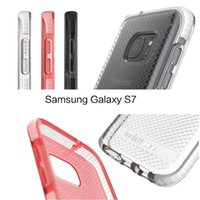 Wholesale Tech21 Evo Check Case for Samsung Galaxy S7 D3O Material Protector with Retail Package up