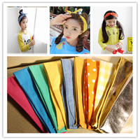 adult lace headbands - Korean Colorful Fashion Girls Hairbands Kids Adult Birthday Present Clothes Rabbit Ear Headbands Childs Solid Hair Accessories A4715