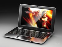 Wholesale 9 quot Dual core via8880 android mini netbook with MDHI port camera inch Mini laptop top sales