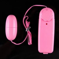 Wholesale NEW BRAND Multi Speed Remote Control EGG Mini Supper powerful Jump Egg ST AV Personal Vibrate Massage Female Sexual Toy