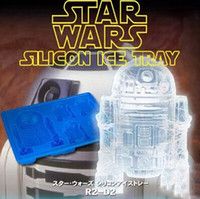 Wholesale New arrivel Star War ice tray ice making mould creative bullet ice moulded for bar