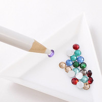 bead pens wholesale - Hot sale Picking Tools Special Picker Pencil Pen for Rhinestone Beads and Other Small Beads