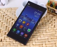 xiaomi mi3 - XIAOMI MI3 M3 Cell phones Qualcomm quad core moblie phones GHz G RAM G ROM X1080 Smartphone screen