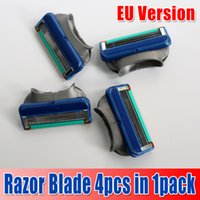 Wholesale DHL free Fusion Razor Blades in pack Razor Blades Brand Shaving Razor Blades for Men EU RU Version with Retail Package waitingyou