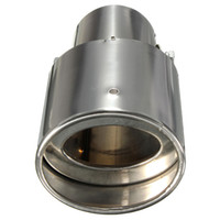 auto sales tips - Price Universal Stainless Steel Car Auto Exhaust Tail Pipe Tip for Diesel Trim Muffler Hot Sale