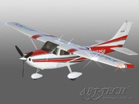 airplanes class cessna - radio control airplane Art Tech Cessna class RTF EPO mm HY000368