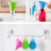 Wholesale 1Pcs Bag Eco friendly Mini Plastic Perfume Oil Liquid Diffuser Bottle Funnel Vial Lab For Kitchen Bar DIY Tools