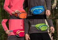Wholesale Men Women Casual Outside Waterproof Breathable Sport Outdoor Travel Equipment Running Shoulder Pack Waist Bag YB4093