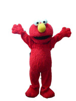 adult elmo costume - Red Elmo Mascot Costume Halloween Costumes Chirstmas Party Adult Size Fancy Dress