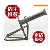 Wholesale 26 quot x18 quot inch aluminium folding mountain bicycle frame Freeshipping
