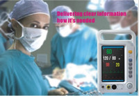 Wholesale Multi Parameter Patient Monitor EW P807 inch high resolution color TFT LCD display