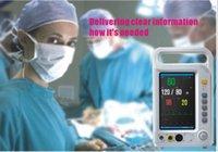 al por mayor pulgadas tft de alta resolución-Multiparámetro Monitor de paciente EW-P807, pantalla LCD TFT en color de alta resolución de 7 pulgadas,