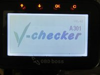 auto code checker - High Quality V Checker Auto Code Reader OBD Multi Function trip computer for car v checker a301