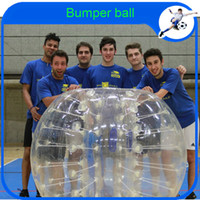 big inflatable ball for human - CE Dia m PVC Big Inflatable human hamster bumper bubble soccer ball toys soccer zorb ball for outdoor fun sports
