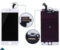 Wholesale Without No Dead Pixels for iPhone Plus LCD Display Touch Digitizer Screen with Frame with Small Parts Full Assembly Repalcement Parts