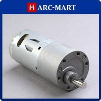 Wholesale DHL Shipping mm V RPM High Torque Micro Electric DC Gear Motor OT375