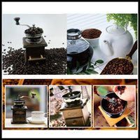 best quality coffee maker - Best Quality Mini Wood Metal Manual Hand Operation Coffee Bean Grinder