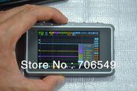 Wholesale DSO203 DS203 Mini DSO Pocket Size Digital Oscilloscope aluminium alloy silver