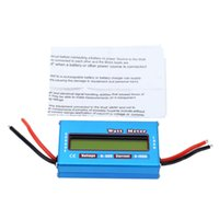 Wholesale Professional A V Watt Meter Dynamometer Power Battery Tester Electrical Instruments