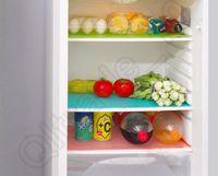 anti frost mat - 500PCS HHA714 Hot Sell Refrigerator Freeze Antibacterial antifouling Mat Fridge Bin Anti fouling Anti Frost Waterproof Pad