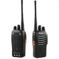 amature radio - Top Quality set for Pofung BF S UHF MHz Handheld Walkie Talkie way Amature Ham Radio US Plug