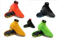 spike ball - new Superfly AG Soccer Shoes Magista Obra AG Football Shoes Men Soccer Cleats TPU Football Boots outdoors Ball Sports Shoes Athletics
