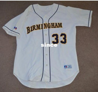 authentic college baseball jerseys - 30 Teams Birmingham Southern College Alabama Authentic Baseball Jerseys Cheap Men s Stitched Throwback Baseball Jersey White S XL
