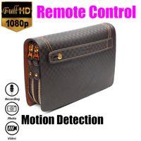Wholesale 8G Bag Spy camera mah Battery Mini Bag Spy Camera Motion Detection Bag Hidden DVR Support Video Photo Audio Bag Hidden Camera MS