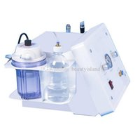Cheap 2 in 1 microcrystal dermabrasion crystal and diamond microdermabrasion skin peeling machine