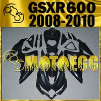 Wholesale In Stock Motoegg Unpainted Unpolished Fairings Injection Mold For Suzuki GSXR600 GSX R GSXR K8 Bodywork S68M00