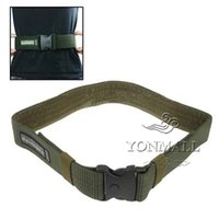 Wholesale Belts Webbing Trouser Strap Belt NO Hot Military Style Universal Rigid Nylon with ABS Buckle High Quality