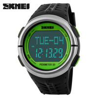 Car Chargers For Samsung For US Hot SKMEI Pulse Heart Rate Counter Calories Monitor Sport Watch Men Women Sports Watches Sphygmograph Pulsometer Pulse Wave Watch