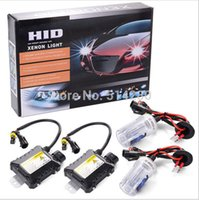 Wholesale 55W Intensity Replacement Headlight HID Xenon Lamp Bulbs H1 H3 H4 H7 H8 H11 K K Conversion Lighting
