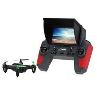 auto return - Brand Original WLtoys Q242G G CH Six axis Gyro CF Mode Auto return RTF RC FPV Quadcopter Mini Drone With MP HD Camera