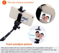 android pack - 7 in kit set Camera mobile phone Selfie Stick Monopod Bluetooth Selfie kits Pack RK85 For iPhone IOS Samsung Android with retail box
