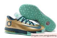 Cheap Nike Kevin Durant 6 Kd VI KD 6 Mens Cheap best Basketball Shoes Mens running Shoes Orange run sneakers