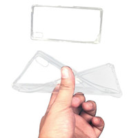 cover For Sony Xperia Z2 - S5Q Ultra Thin mm Transparent Gel Protect Cover For Sony Xperia Z2 Z3 Z3 Mini AAADZT